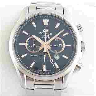 CASIO Edifice watch collection - SAPPHIRE -