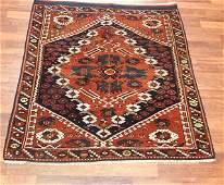 19th C Turkish Bergama Tribal rug/2925