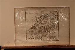 1769 Map of Holland