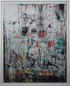 Gerhard Richter - Eis 2