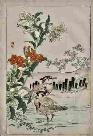 Bairei: Lily and Keu Bird
