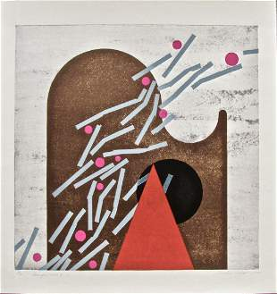 Masako Nakayama: Composition D-1