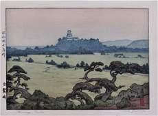 Toshi Yoshida: Shirasagi Castle