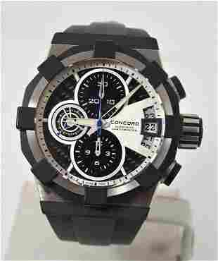 Mens S/Steel CONCORD AVANT-GARDE Chronograph Automatic