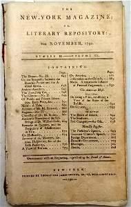 1792 Magazine George Washington Speech Election