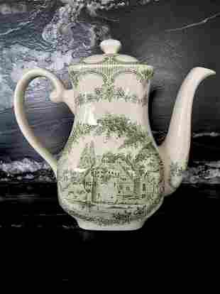 Antique Porcelain Tea pot