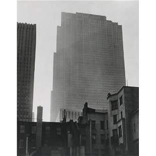 ANSEL ADAMS - R.C.A. Building, New York City