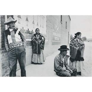 HENRI CARTIER-BRESSON - Arizona, 1946