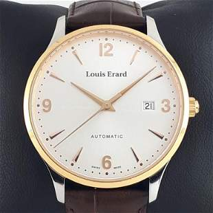 Louis Erard - 1931 Automatic - REF: 219 - Men -