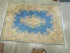 Semi Antique Hand Woven Persian Kermen 97x6 ft