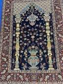 Semi Antique Hand Woven Persian Esfahan 68x410 ft