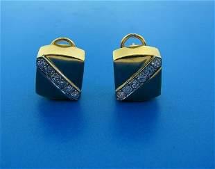 WOW Cartier & Aldo Cipullo 18k Yellow Gold & Diamond