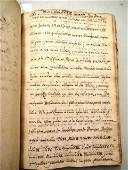 18th C Manuscripts Papal Bull Spanish Law