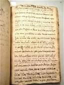18th C Manuscripts Papal Bull Spanish Law