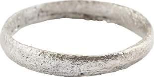 "VIKING WOMAN'S WEDDING RING 850-1050 AD S 6 1/4"""