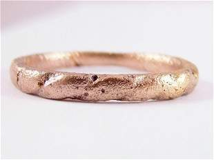 GOOD VIKING TWISTED RING 9th CENT AD SZ 9 ¾