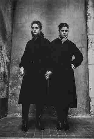 JANE EVELYN ATWOOD - Blind Twins, France, 1980