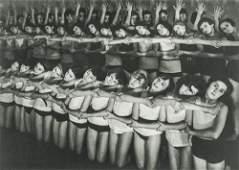 MARGARET BOURKEWHITE  Machine Dance Moscow Ballet