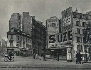 BRASSAI - Quartier de Passy, Paris, 1940