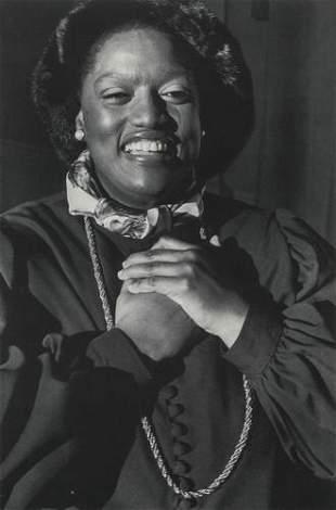 JANE BROWN - Jessye Norman, 1981