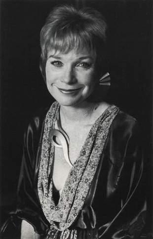 JANE BROWN - Shirley MacLaine, 1982