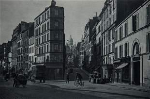 MARIO BUCOVICH - Boulevard de la Chapelle