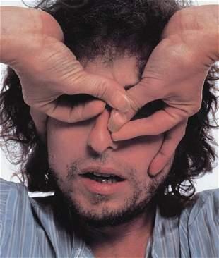 ANNIE LEIBOVITZ - Bob Dylan, 1978