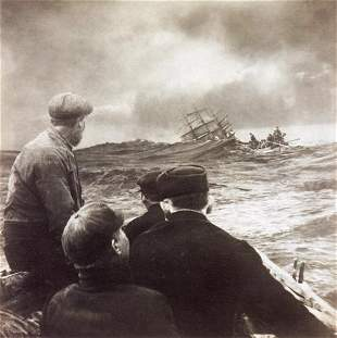 FRANCIS JAMES MORTIMER - The Wreck Of The Arden Craig