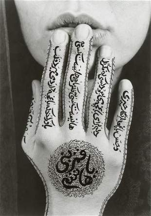 SHIRIN NESHAT - Untitled, 1996