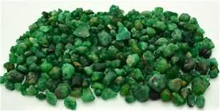 100 Grams Rough Emerald Rough Lot