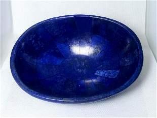 Royal Blue Lapis Lazuli Bowl
