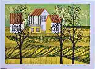 Goro Kumagai: Farm Scene
