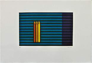 Kazuhisa Honda: Pencils