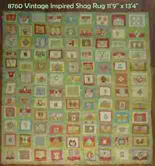 Vintage Inspired Tulu