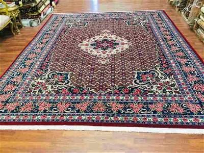 Vintage persian Bidjar Rug-, excellent-, 4672