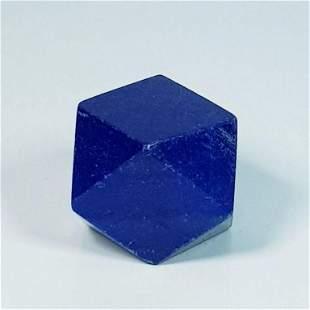 9.63 ct Natural Lapiz Lazuli Fancy Cut