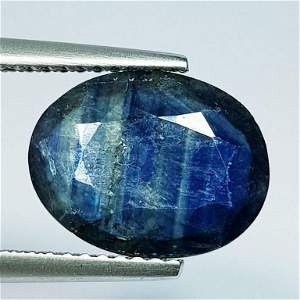 3.18 ct Natural Faceted Sapphire