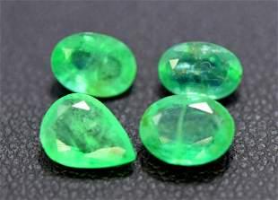 3.40 Carats Beautiful Natural Zambian Emerald Gemstone