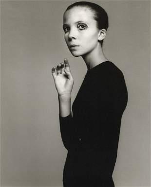 RICHARD AVEDON - Penelope Tree, Model, New York City