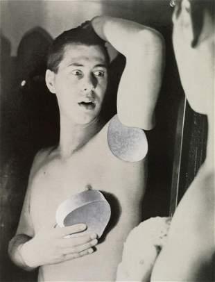 HERBERT BAYER - Self-Portrait, 1932