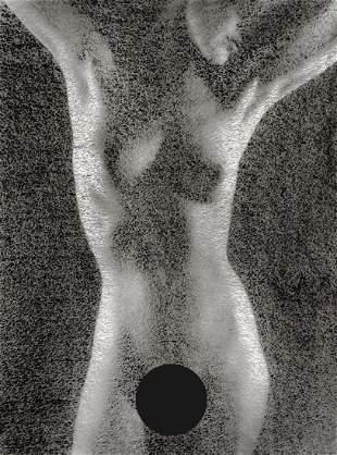 RUTH BERNHARD - Rice Paper, 1969