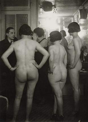 BRASSAI - Introduction at Suzy's, 1932