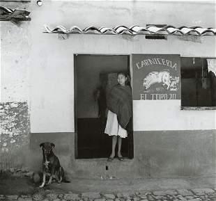 MANUEL ALVAREZ  BRAVO - Dog Number Twenty, 1958