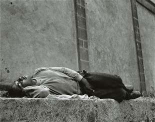 MANUEL ALVAREZ  BRAVO - The Dreamer, 1931