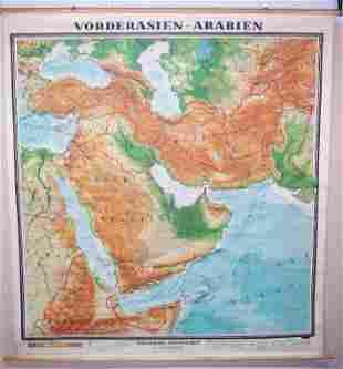 Vorderasien-Arabien (Middle East)