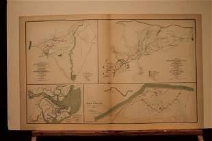 1894 Civil War Map