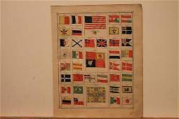 1883 Flags of Nations