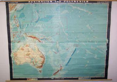 Australien und Polynesien (Australia & Polynesia)