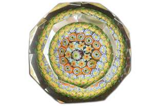 Vintage Murano glass Paperweith