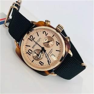 BRISTON Clubmaster Classic Acetate Chronograph